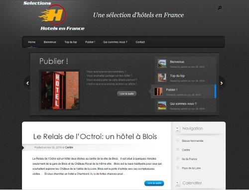 Hotels de France