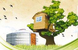 L'hébergement insolite n'a pas de problème de commercialisation et si c'était l'avenir ? (yourtes et cabanes dans les arbres inside)