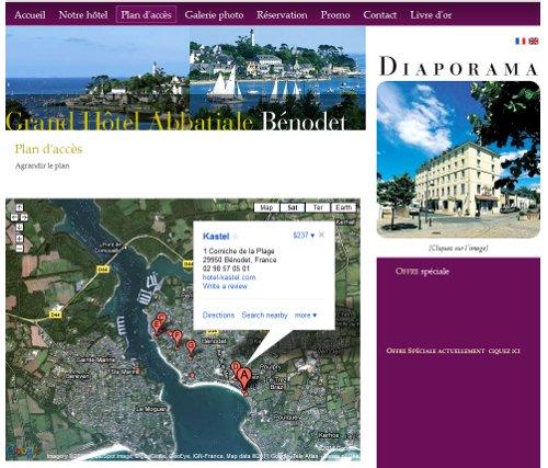l'importance de bien parametrer les services internet sur le site internet de votre hotel