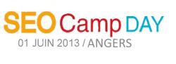 E-tourisme au Seo Camp Day à Angers (le référencement dans le tourisme)
