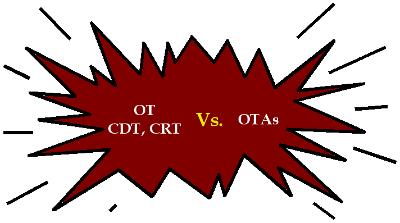 Institutionnels: pourquoi une OTA est une mauvaise option pour votre territoire