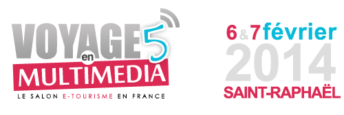 Voyage en Multimédia, salon du e-tourisme à Saint-Raphaël