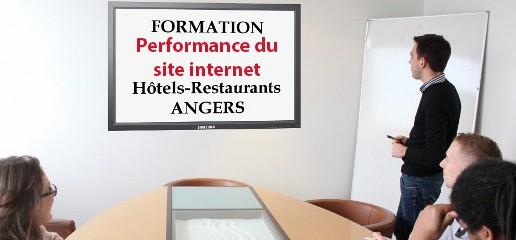 Formation performance du site internet Angers le 16 & 17 Novembre