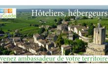 Hôteliers : soyez ambassadeurs avec LocaGuide !