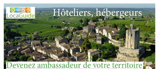 Hôteliers : soyez ambassadeurs chez vous !