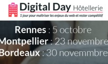 RDV Digital Days – 3 dates à ne pas manquer : Rennes, Bordeaux, Montpellier