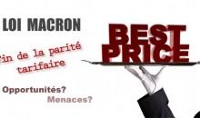Macron, la parité tarifaire, l'hôtellerie … un an après 1/2