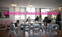 Airbnb révèle de nouvelles fonctionalités pour les loueurs