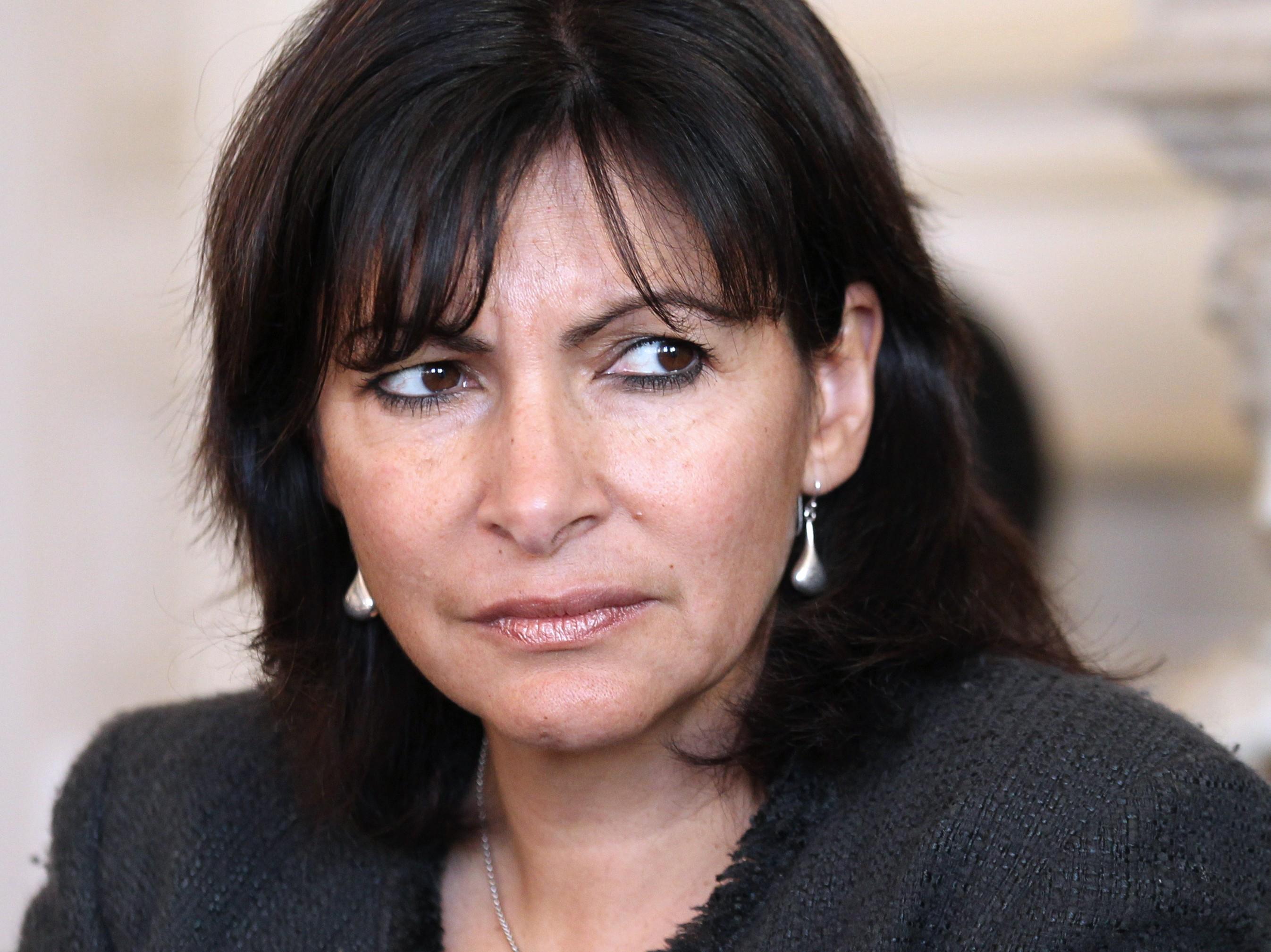 Anne Hidalgo Ville De Paris