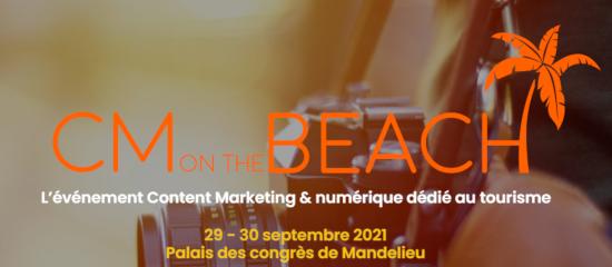 Vous faites quoi fin septembre ? Venez participer au grand événement marketing touristique de la rentrée.